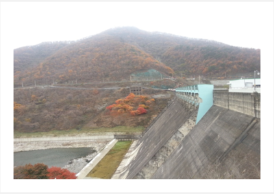 Seomjin River Dam SHPP project in Korea