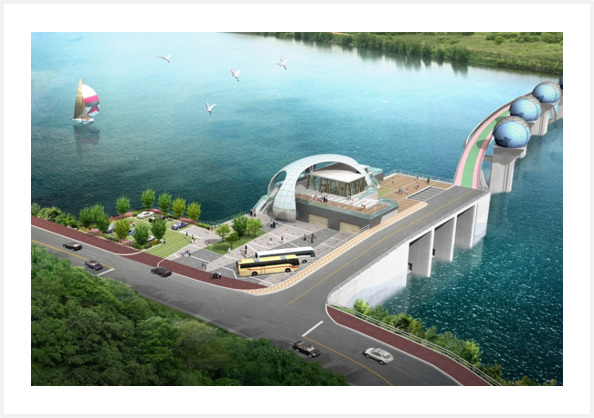 4 Major Rivers Project Yipo SHPP in Han River